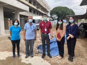 สำนักงานแรงงานจังหวัดแพร่ สำรวจข้อมูลแคมป์แรงงานก่อสร้าง